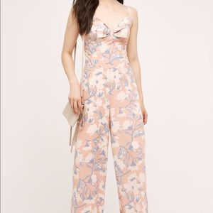 Woman's Paper Crown polyester jump suit